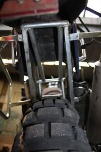 Heck-Hilfs-Rahmen