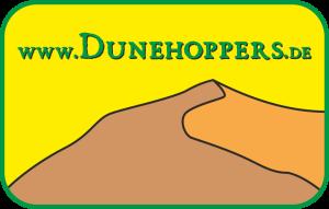 Dunehoppers Logo