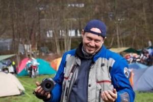 Bei Bernds Treffen 2012