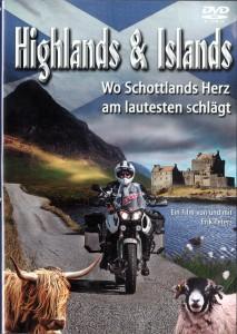 """Erik Peters neue DVD """"Wo Schottlands Herz am lautesten schlägt"""""""