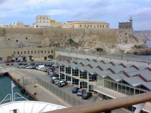 Im Hafen von Nador