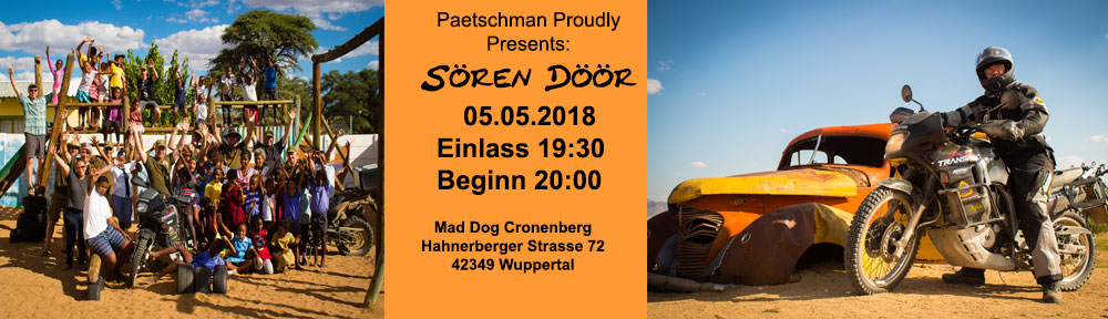 Paetschman Proudly Presents